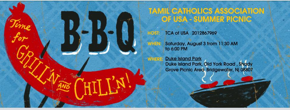 TCA of USA Summer Picnic