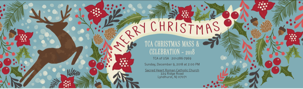 TCA Christmas Mass and Celebration