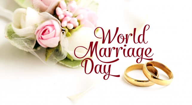 February 2020 – World Marriage Day
